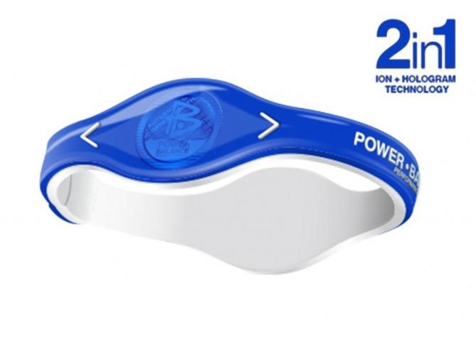 Pulseira Power Balance Pró Ion AZUL